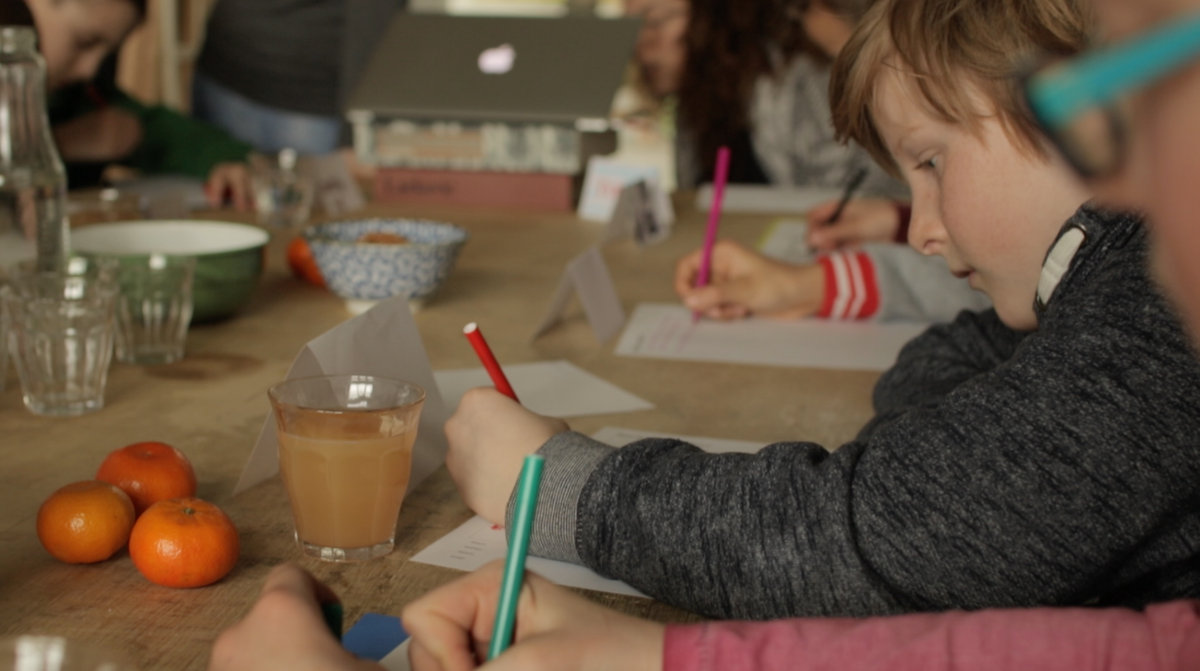 workshop kinderen 2016